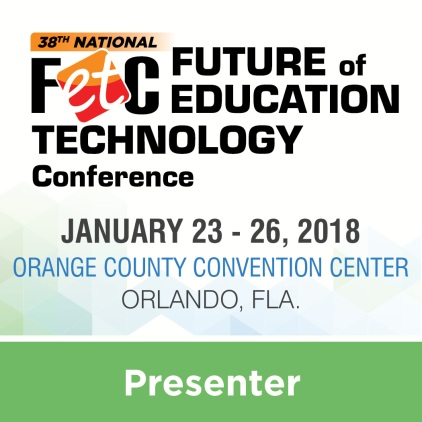 FETC_eBadges18_Presenter